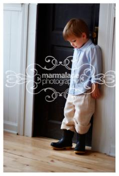 Boy & His Boots