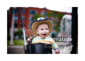 Swinging Cowboy!