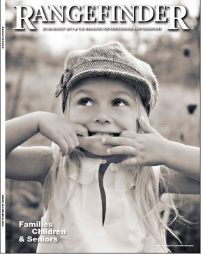 Rangefinder Magazine Cover, August 2011