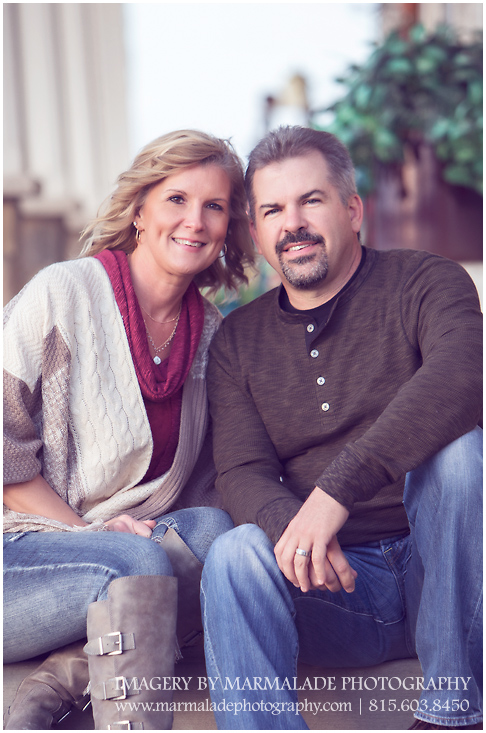An example of a photograph of a couple taken by Marmalade Photography