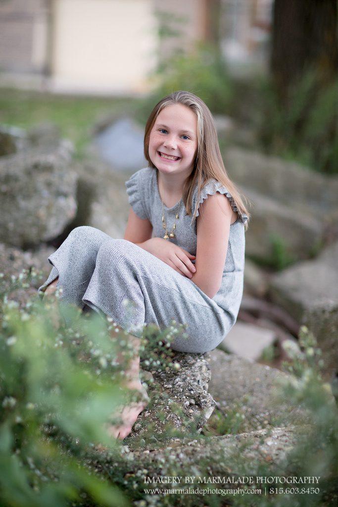 Chicago Tween Girl Photographer