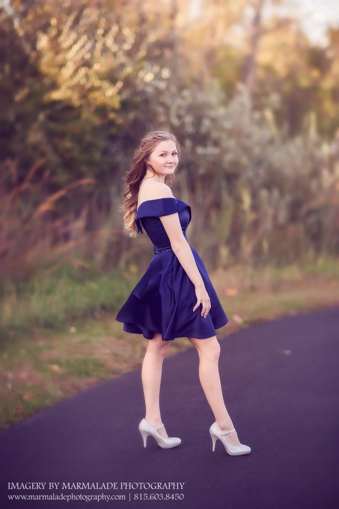 Shorewood high school senior photography