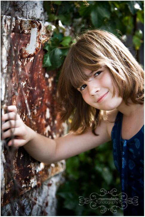 Tween Child Photography