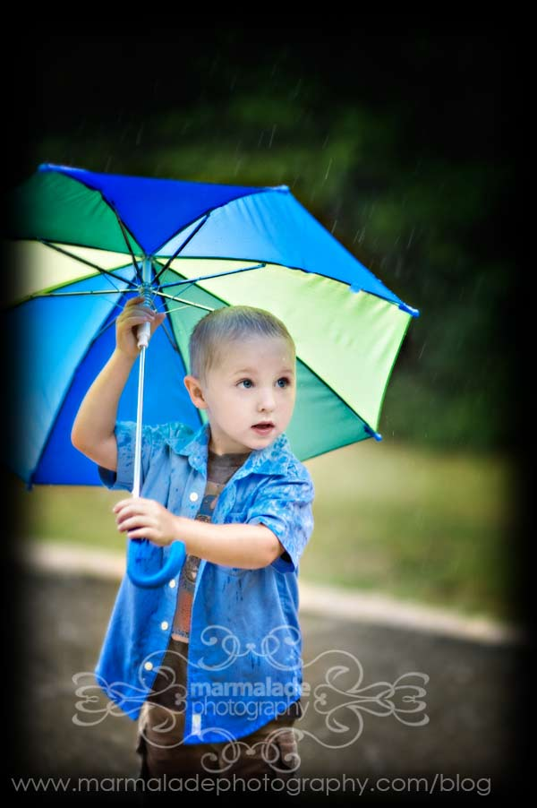 Raindrops keep falling on my head...