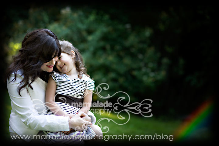 Mom and Daughter Photographs