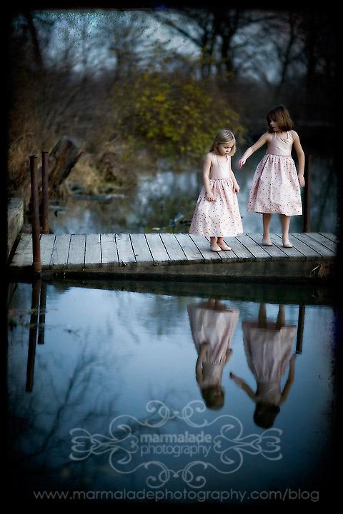 Dock Girls I