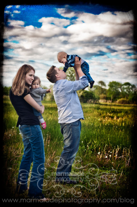 Chicago and Suburban Family Photographer