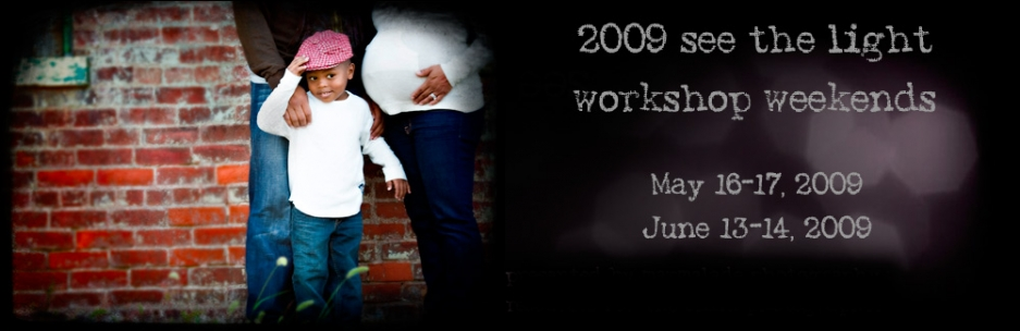 2009 workshop dates